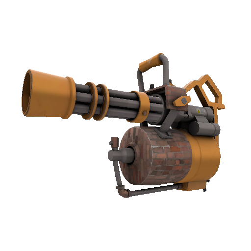 Brick House Minigun