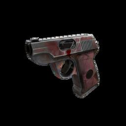 Strange Sandstone Special Pistol (Battle Scarred)