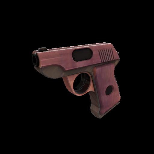 Unusual Professional Killstreak Pistol