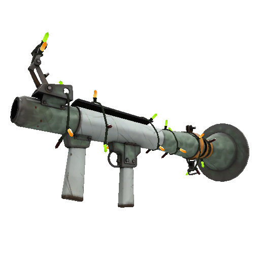 Unusual Specialized Killstreak Rocket Launcher