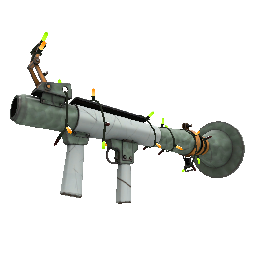 Gore-Spattered Rocket Launcher
