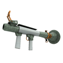 Unusual Killstreak Aqua Marine Rocket Launcher (Factory New)