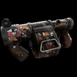 Strange Killstreak Carpet Bomber Stickybomb Launcher (Battle Scarred)