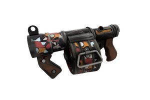 Carpet Bomber Stickybomb Launcher Well Worn
