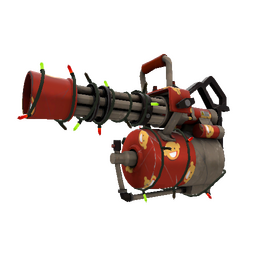Festivized Killstreak Citizen Pain Minigun (Minimal Wear)