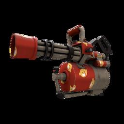 Strange Killstreak Citizen Pain Minigun (Factory New)