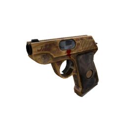 free tf2 item Local Hero Pistol (Battle Scarred)