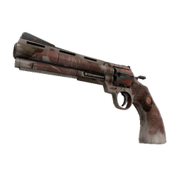 free tf2 item Mayor Revolver (Battle Scarred)