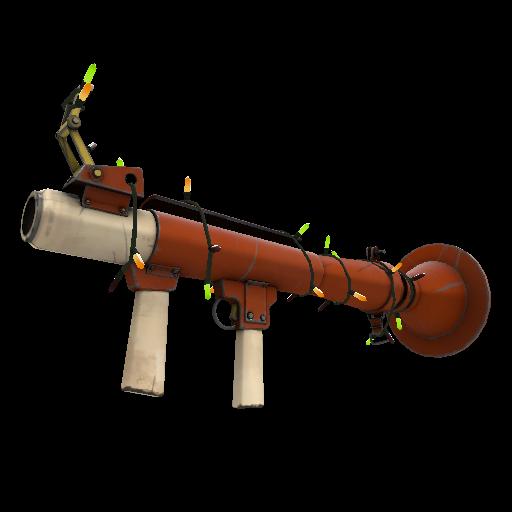"""""""Problem Solver Rocket Launcher"""""""