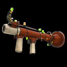 Strange Festivized Specialized Killstreak Smalltown Bringdown Rocket Launcher (Minimal Wear)