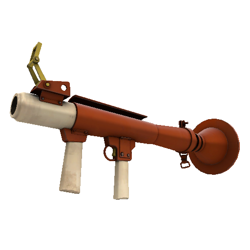 Sufficiently Lethal Rocket Launcher