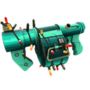 Strange Festive Specialized Killstreak Liquid Asset Stickybomb Launcher (Minimal Wear)