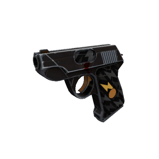 Unusual Killstreak Pistol