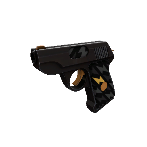 Black Dahlia Pistol