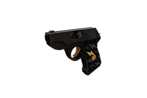 Black Dahlia Pistol Factory New