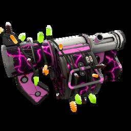 Strange Festive Specialized Killstreak Pink Elephant Stickybomb Launcher (Field-Tested)