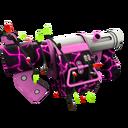 Strange Festive Professional Killstreak Pink Elephant Stickybomb Launcher (Factory New)