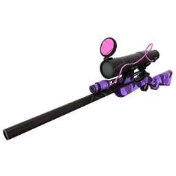 Strange Killstreak Purple Range Sniper Rifle (Minimal Wear)