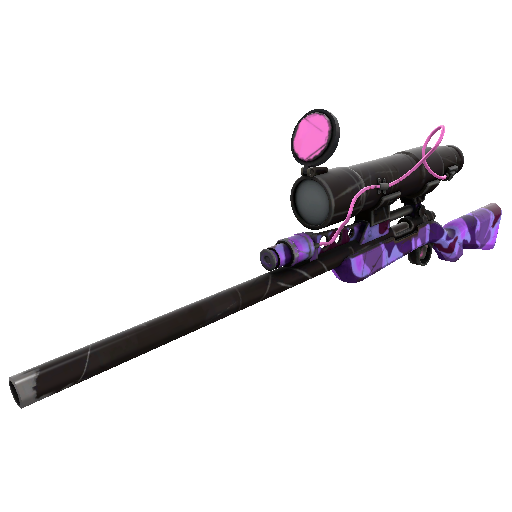 Uncharitable Professional Killstreak Sniper Rifle