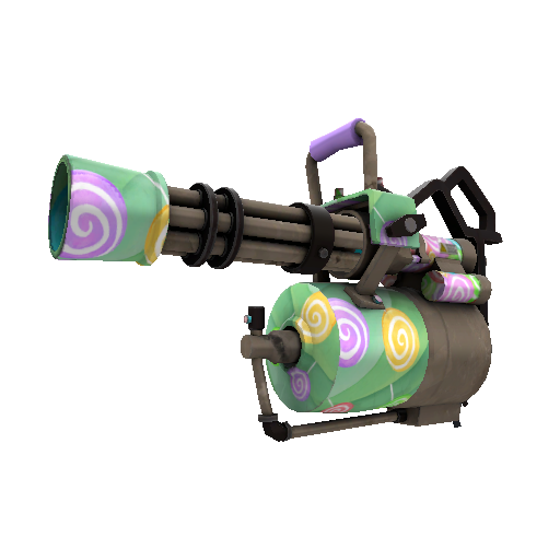 Scarcely Lethal Specialized Killstreak Minigun
