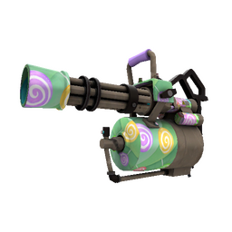 Strange Specialized Killstreak Brain Candy Minigun (Factory New)