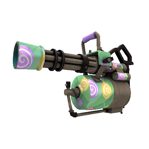 Sufficiently Lethal Professional Killstreak Minigun
