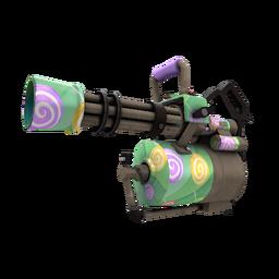 Strange Specialized Killstreak Brain Candy Minigun (Factory New)