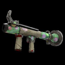 Unusual Specialized Killstreak Brain Candy Rocket Launcher (Battle Scarred)