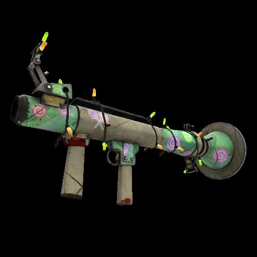 Unusual Rocket Launcher