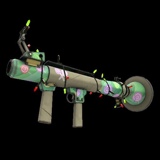 Unusual Specialized Killstreak Rocket Launcher