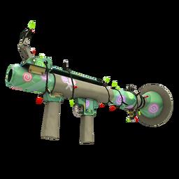Festivized Killstreak Brain Candy Rocket Launcher (Factory New)