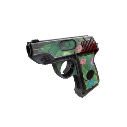 Killstreak Brain Candy Pistol (Battle Scarred)