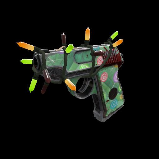 Specialized Killstreak Pistol