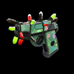 Festivized Killstreak Brain Candy Pistol (Minimal Wear)