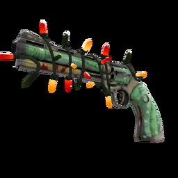 Festivized Flower Power Revolver (Battle Scarred)
