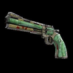 Strange Specialized Killstreak Flower Power Revolver (Well-Worn)