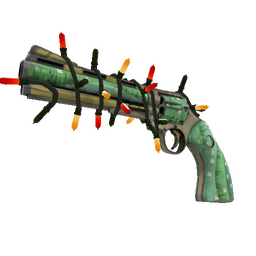 Strange Festivized Flower Power Revolver (Field-Tested)