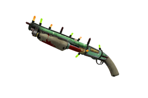 Festivized Flower Power Shotgun Well Worn