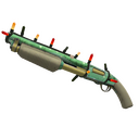 Unusual Festive Specialized Killstreak Flower Power Shotgun (Minimal Wear)