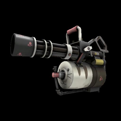 Spectacularly Lethal Killstreak Minigun