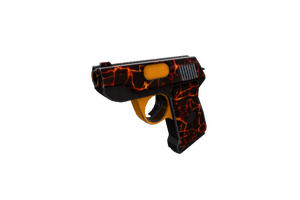 Shot To Hell Pistol Factory New