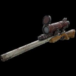 Strange Coffin Nail Sniper Rifle (Well-Worn)