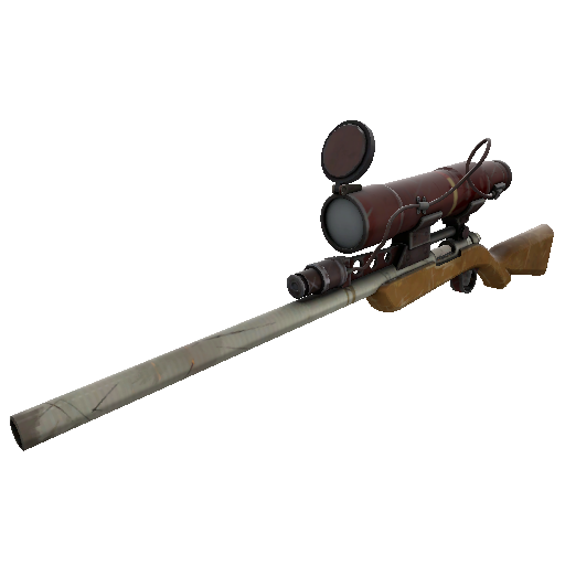 Coffin Nail Sniper Rifle (Field-Tested)