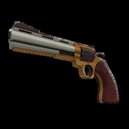 Strange Specialized Killstreak Coffin Nail Revolver (Factory New)