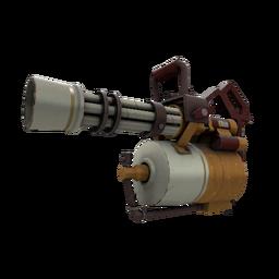 Strange Killstreak Coffin Nail Minigun (Minimal Wear)