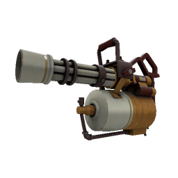 Strange Specialized Killstreak Coffin Nail Minigun (Factory New)