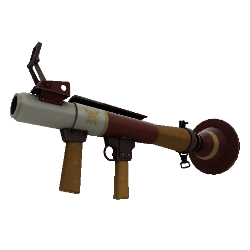 Coffin Nail Rocket Launcher