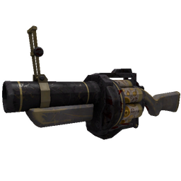 Top Shelf Grenade Launcher (Battle Scarred)