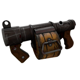 Killstreak Dressed to Kill Stickybomb Launcher (Well-Worn)