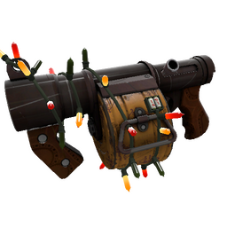 Festivized Dressed to Kill Stickybomb Launcher (Minimal Wear)